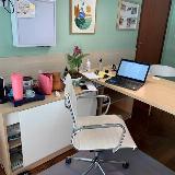 aluguel de escritório com cozinha na Vila Teixeira