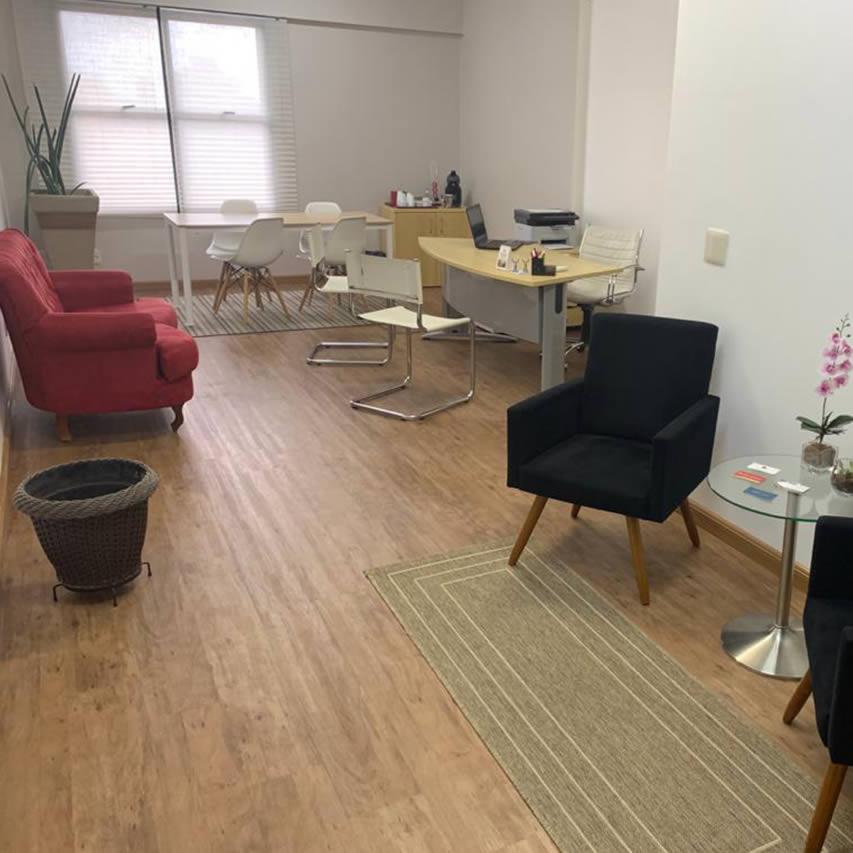 espaço para reuniões para coworking