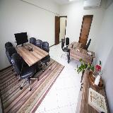 escritório com internet em sp na Fazenda das Cabras