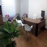 escritório para duas pessoas Jardim Nova Europa