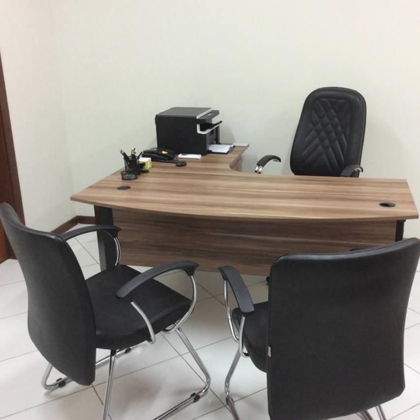 escritório para pequena empresa