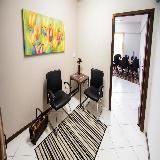 espaço para reunião com projetor Parque Shangrilá
