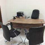 espaços para reuniões com televisão Santo Antonio