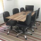 espaços para reuniões para coworking Ville Sainte Hélène